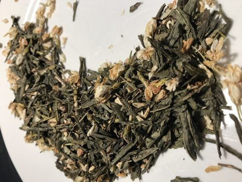 Green tea tonic green tea and Jasmine