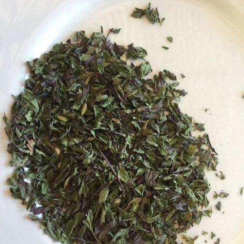 Emerald Zing Peppermint herbal tea
